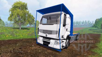Renault Premium v2.0 para Farming Simulator 2015