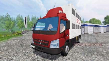 Mitsubishi Fuso para Farming Simulator 2015