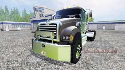 Mack Granite para Farming Simulator 2015