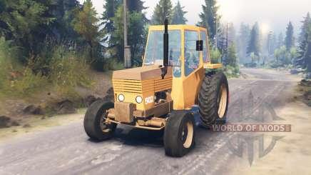 Valmet 502 para Spin Tires