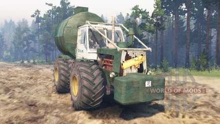 T-157 para Spin Tires