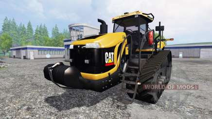 Caterpillar Challenger MT865B v2.0 para Farming Simulator 2015