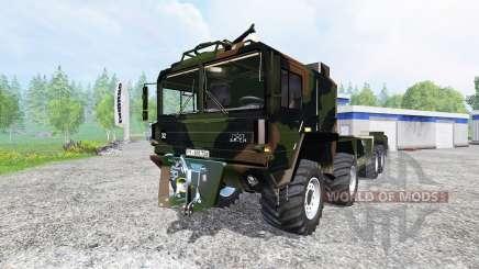 MAN KAT I para Farming Simulator 2015