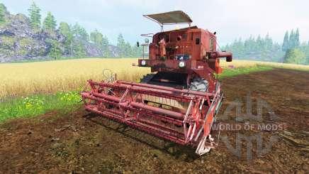 Bizon Z050 para Farming Simulator 2015