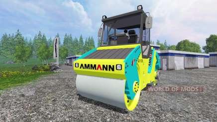 Ammann AV110X para Farming Simulator 2015
