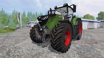 Fendt 1050 Vario [washable] v1.1 para Farming Simulator 2015