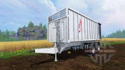 Fliegl TMK 266 v1.5 para Farming Simulator 2015