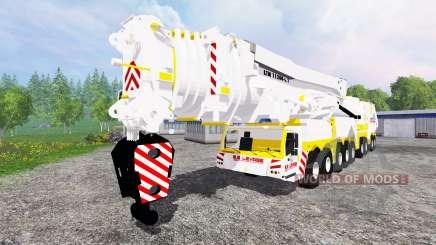 Liebherr LTM 11200 para Farming Simulator 2015