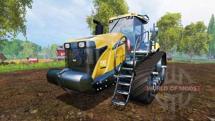 Caterpillar Challenger MT875D v2.1 para Farming Simulator 2015