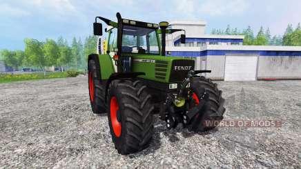 Fendt Favorit 512 para Farming Simulator 2015