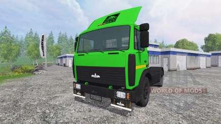 MAZ-5432 v2.0 para Farming Simulator 2015