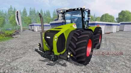 CLAAS Xerion 5000 v1.1 para Farming Simulator 2015