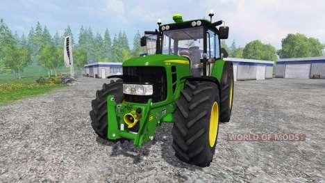 John Deere 6930 Premium FL para Farming Simulator 2015