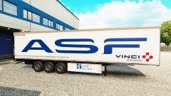 Skins para reboques para Euro Truck Simulator 2