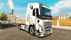 Wayang pele para a Volvo caminhões para Euro Truck Simulator 2
