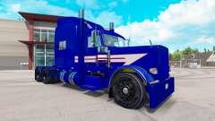 Jarco de Transporte de pele para o caminhão Peterbilt 389 para American Truck Simulator