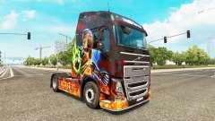 Diablo II da pele para a Volvo caminhões para Euro Truck Simulator 2