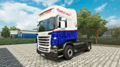 Yearsley pele para o Scania truck para Euro Truck Simulator 2