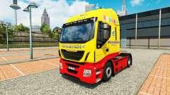 Fred Sherwood pele para Iveco unidade de tracionamento para Euro Truck Simulator 2