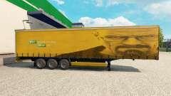 A pele de Walter White no trailer para Euro Truck Simulator 2