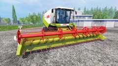 CLAAS Lexion 580 v1.6 para Farming Simulator 2015