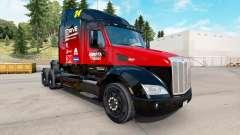 Pele Hendrick v2.0 trator Peterbilt para American Truck Simulator