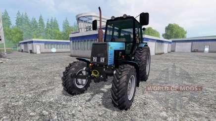 MTZ-1025 [colecção] e v2.0 para Farming Simulator 2015