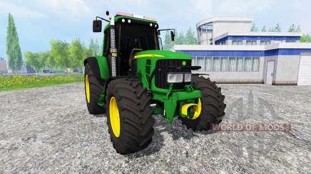 John Deere 6620 v3.0 para Farming Simulator 2015