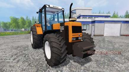 Renault 155.54 v2.0 para Farming Simulator 2015