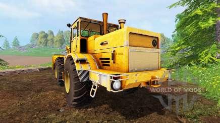 O K-701 kirovec AP v2.0 para Farming Simulator 2015