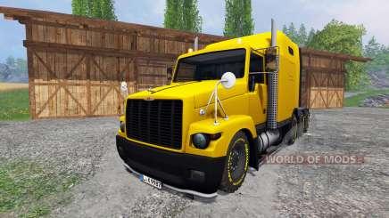GÁS Titan v3.0 para Farming Simulator 2015