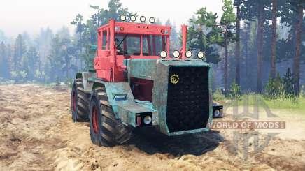 K-710 Kirovets para Spin Tires