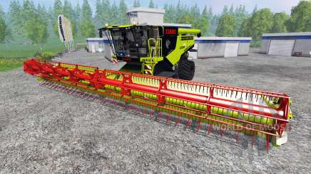 CLAAS Lexion 795 para Farming Simulator 2015
