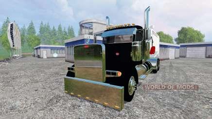 Peterbilt 379 [feed truck] para Farming Simulator 2015
