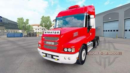 Iveco Strator 6x6 para American Truck Simulator