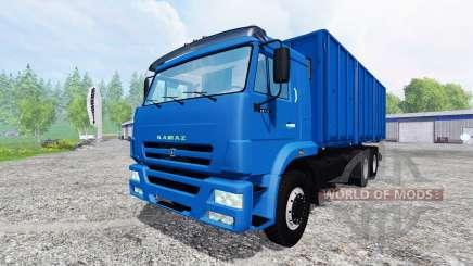 KamAZ-65117 para Farming Simulator 2015