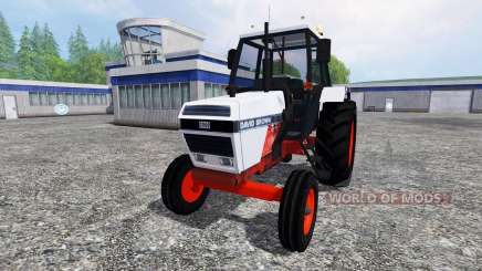 David Brown 1490 2WD FL para Farming Simulator 2015