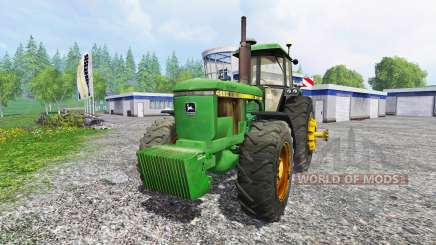 John Deere 4650 v2.1 para Farming Simulator 2015