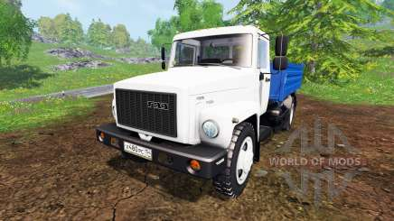 GAZ-SAZ-35071 [caminhão] para Farming Simulator 2015