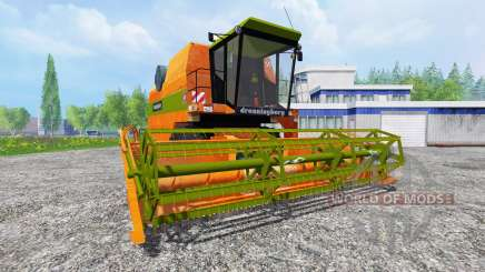 Dronningborg D7500 v2.2 para Farming Simulator 2015