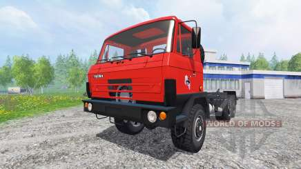 Tatra 815 [agro] para Farming Simulator 2015
