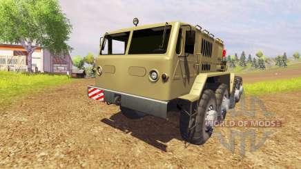 MAZ-537 para Farming Simulator 2013
