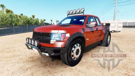 Ford F-150 SVT Raptor [urban] para American Truck Simulator
