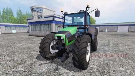 Deutz-Fahr Agrofarm 430 FL para Farming Simulator 2015