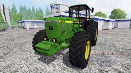 John Deere 4755 v2.1 para Farming Simulator 2015