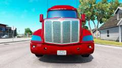 Coloridas luzes e Janelas para American Truck Simulator