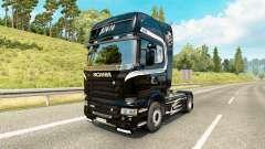 Pele Scania Caminhões para trator Scania para Euro Truck Simulator 2