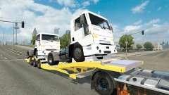 Baixa varrer com a Ford caminhões de Carga para Euro Truck Simulator 2