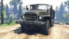 Ural-375 v3.0 para Spin Tires