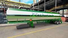 Pele Rethwisch de Transporte no semi-reboque para American Truck Simulator